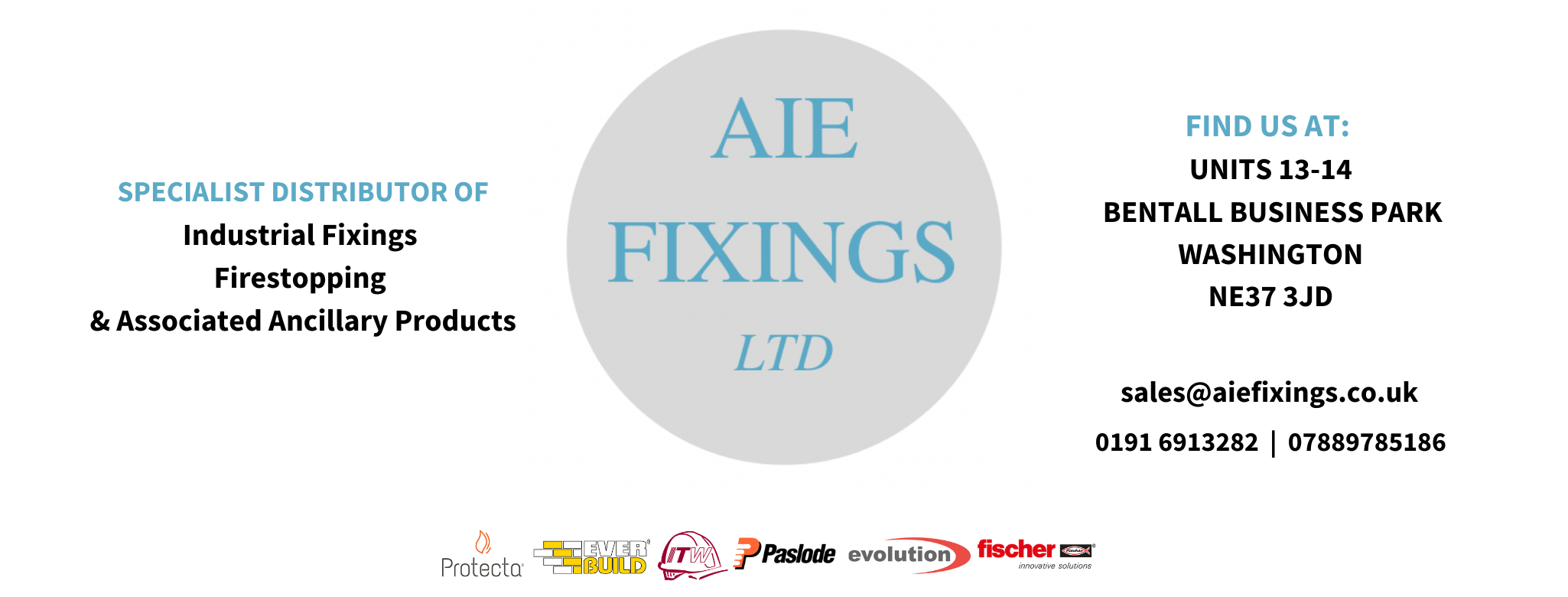 AIE Fixings